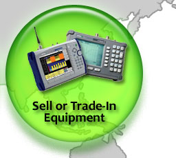 Sell or Trade-In Equipment